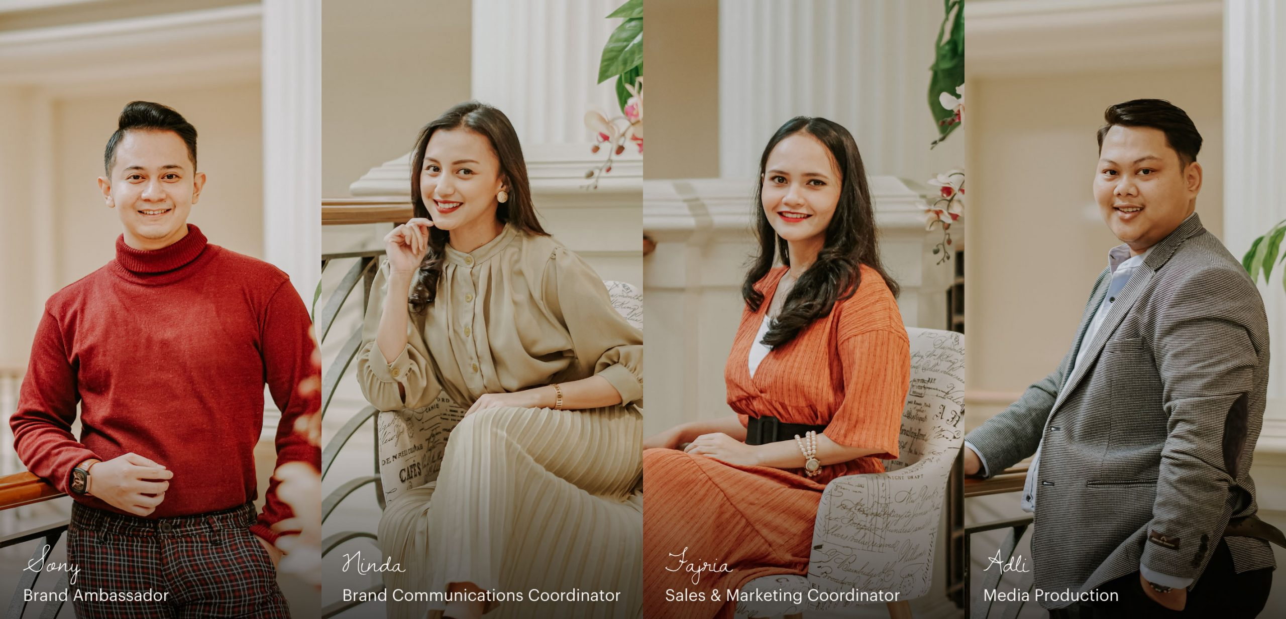 Brand and Communications - Tiara Hana Indonesia