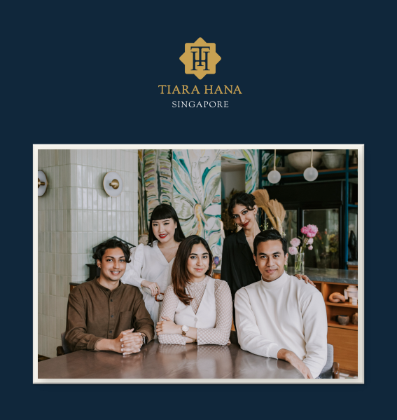 Building the sophistication & quality of the Tiara Hana brand