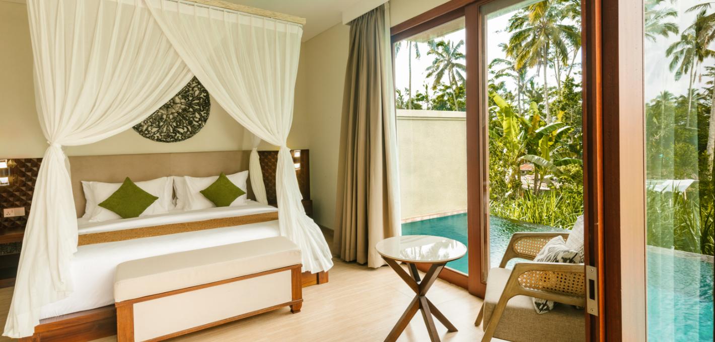 3 Bedroom Pool Villa | Stanagiri Retreat Ubud Bali