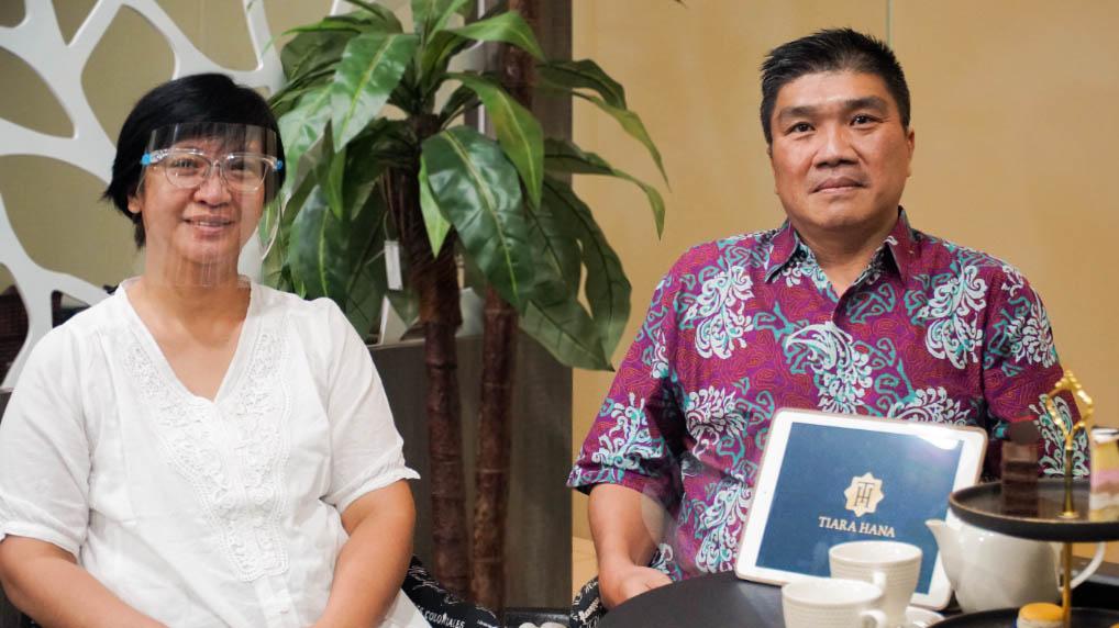 Co-owner of Stanagiri Retreat Ubud 3 Bedroom Pool Villa