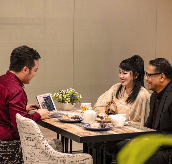 At Tiara Hana, you're able to do more with your co-ownership than ever before