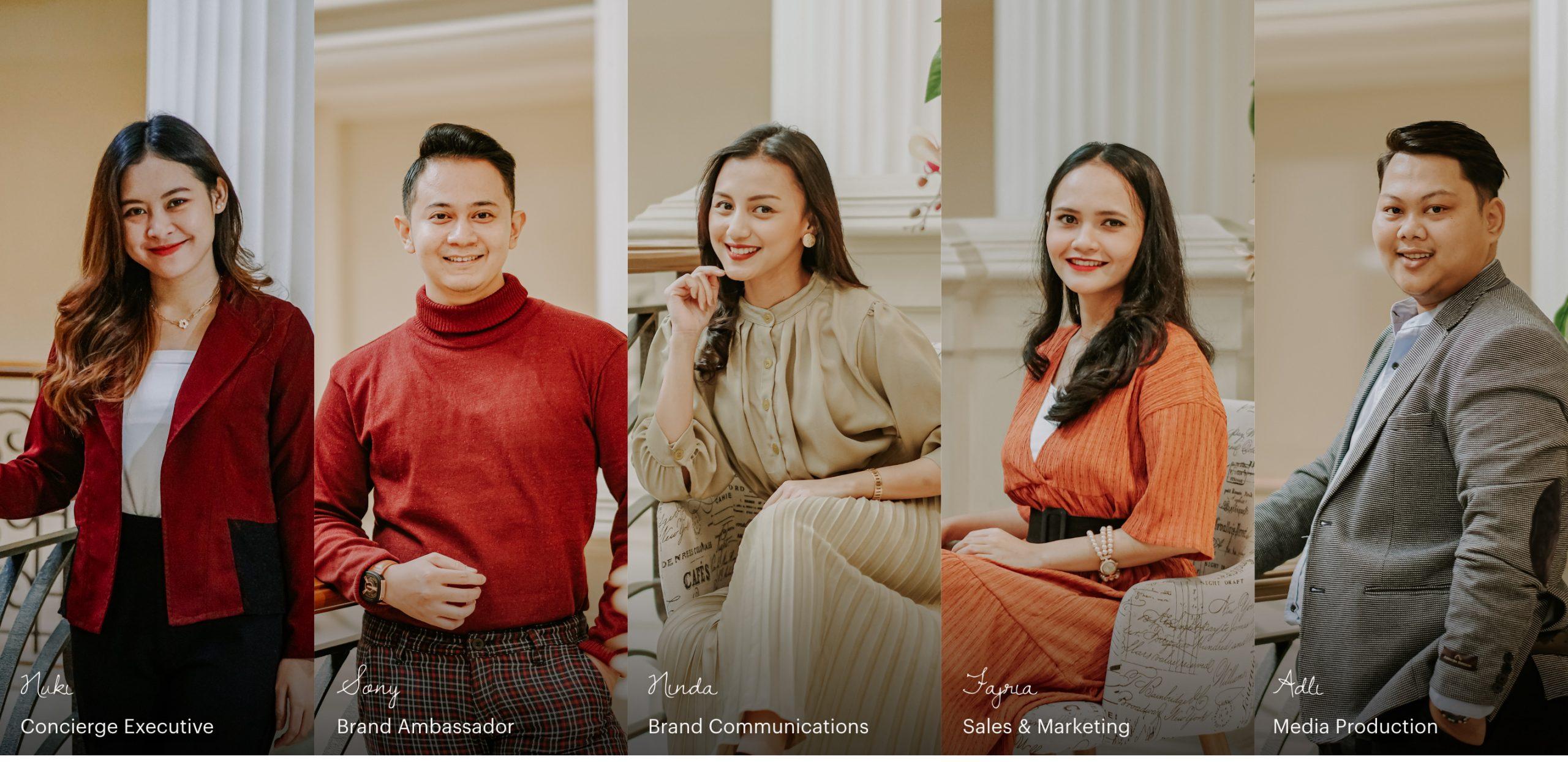 Brand and Communications - Tiara Hana Indonesia