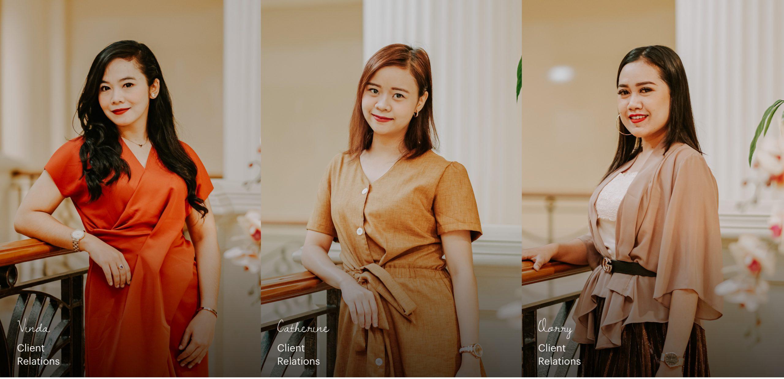 Customer Relations - Tiara Hana Indonesia
