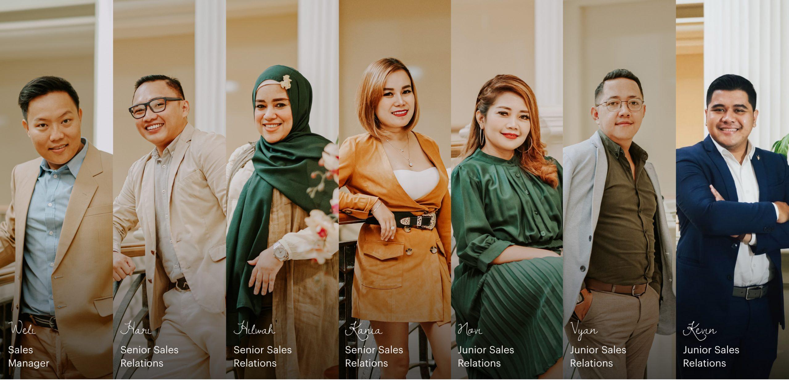 Sales Relations - Tiara Hana Indonesia