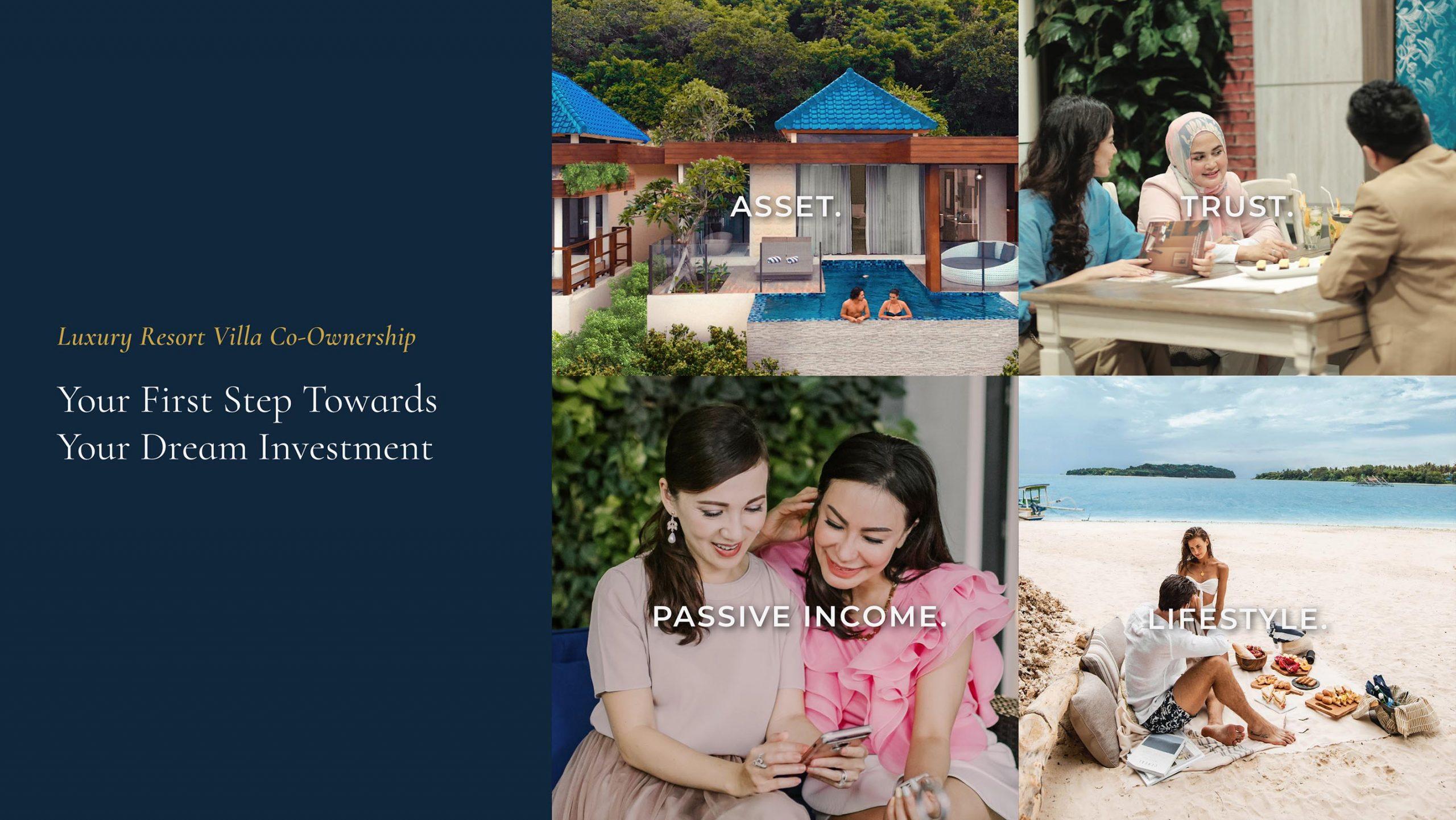 5* Resort Villa Co-Ownership   Tiara Hana